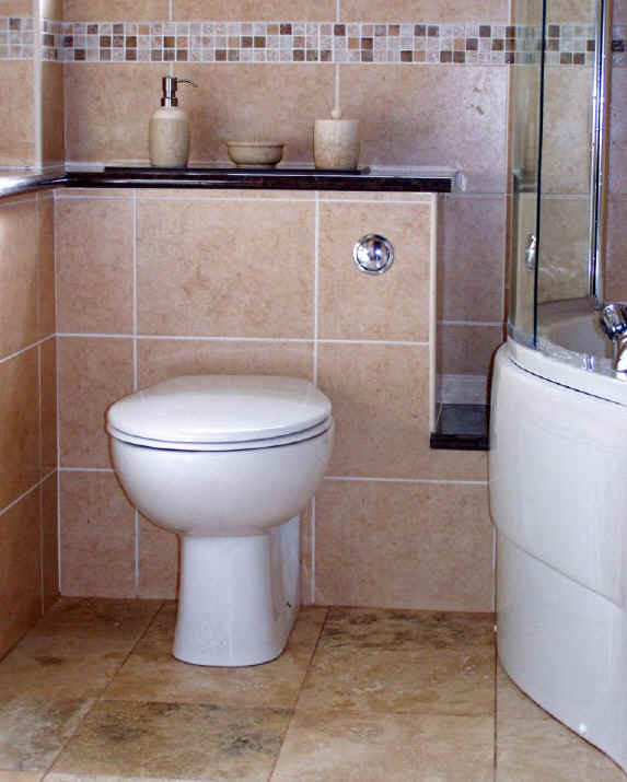 Click Here To See The Finished Bathroom
